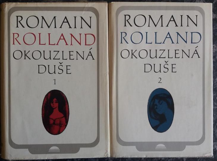 Okouzlená duše 1.+2. díl - Rolland, Romain - Knihy
