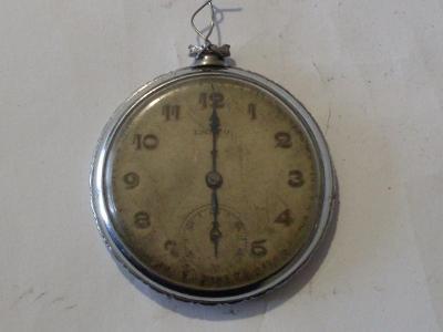 staré kapesní hodinky LANCO