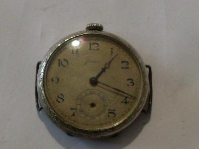 staré kapesní hodinky JERMO