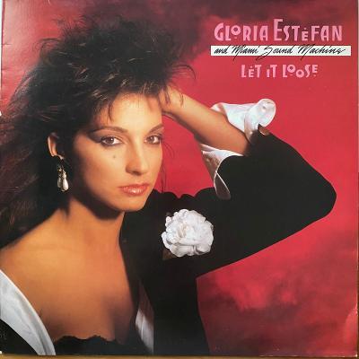 Gloria Estefan And Miami Sound Machine – Let It Loose - LP vinyl