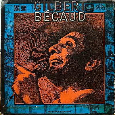 Gilbert Bécaud – Gilbert Bécaud - LP vinyl