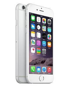 Apple iPhone 6 16GB silver - učet, kompletní balení - od 1Kč
