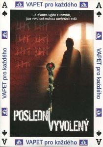 POSLEDNÍ VYVOLENÝ (DVD) (PAPÍROVÝ OBAL)