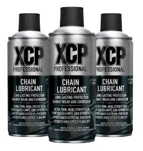 Mazivo na řetězy XCP Chain Lubricant pro extrémní podmínky. Made in UK