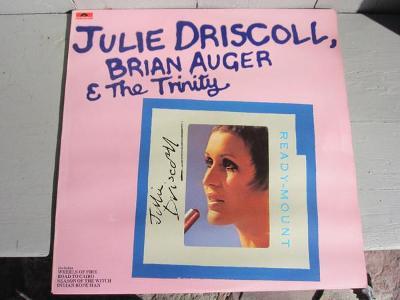Julie Driscoll Brian Auger & The Trinity LP 1975 vinyl UK jako nove NM