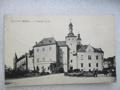 Kutná Hora -  Vlašský dvůr - RU