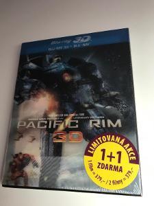 Pacific Rim 3D+2D blu-ray