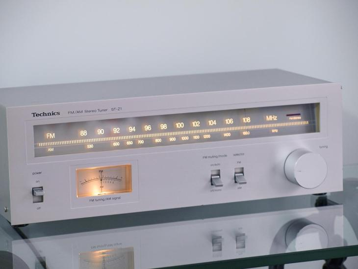 Technics ST-Z1 - TV, audio, video