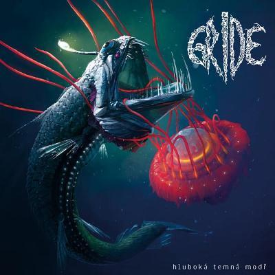 "GRIDE - Hluboká Temná Modř - 12"" LP"