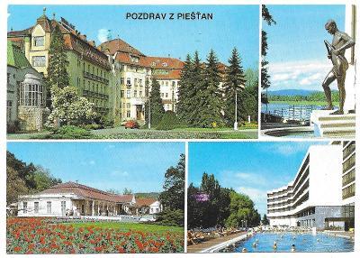 5 SLOVENSKO - PIEŠŤANY