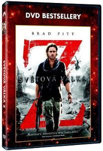 SVĚTOVÁ VÁLKA Z (DVD) - DVD BESTSELLERY