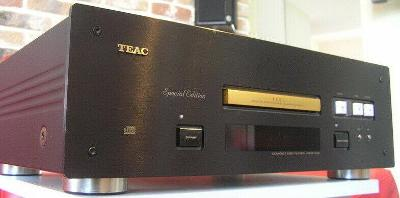 TEAC VRDS-10SE top end stereo cd player