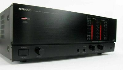 KENWOOD M2A TOP STEREO POWER AMPLIFIER