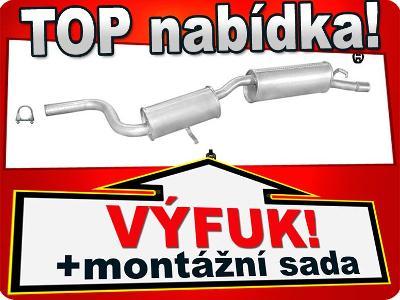 VÝFUK FIAT UNO 1.7 60 Diesel 1.9 Diesel 108