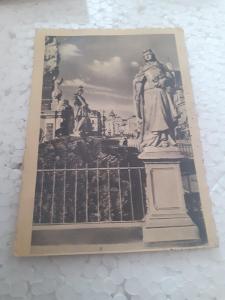 Pohlednice MF z roku 1948 Košice, prošlé poštou.