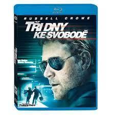 Tři dny ke svobodě (Blu-ray)