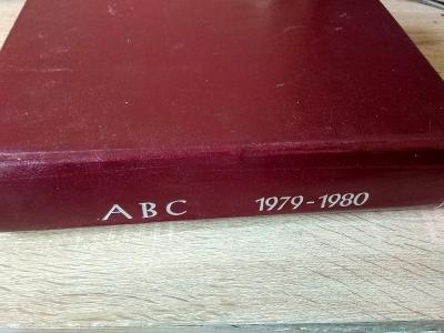 Časopisy ABC rok 1979-1980