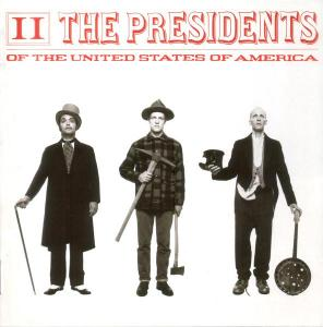 CD - THE PRESIDENT OF THE UNITED STATES OF AMERICA - II