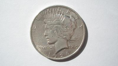 USA 1 dolar 1924