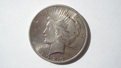 USA 1 dolar 1925