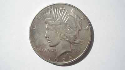 USA 1 dolar 1926 S