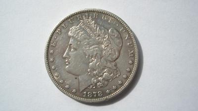 USA 1 dolar 1878 S