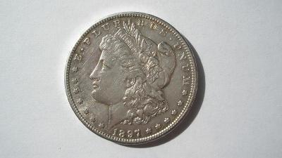 USA 1 dolar 1897 S