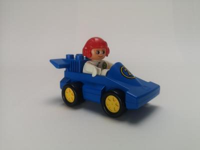 LEGO Duplo 2609 závodník