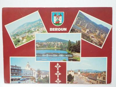 BEROUN - sídliště 1976