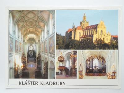 Kladruby, Stříbro, Tachov - KLÁŠTER 2005