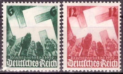 D.R. Mi. 632-633**