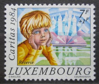 Lucembursko 1984 Dítě Mi# 1113 0094