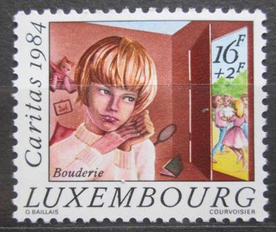 Lucembursko 1984 Dítě Mi# 1115 0094