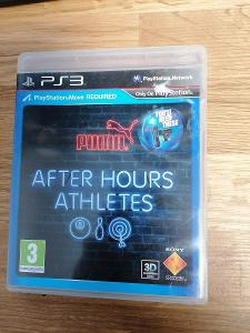 PS3 - After Hours Athletes (MOVE) - SONY Playstation 3