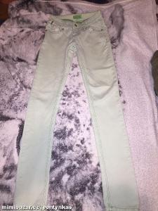 kalhoty riflový styl Original denim vel.34