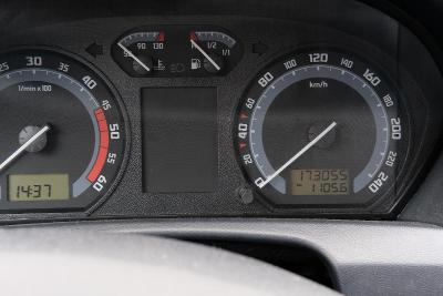 Škoda Fabia, 1,9 TDi - 174000km