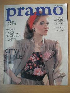 Časopis PRAMO - 6/89 německy