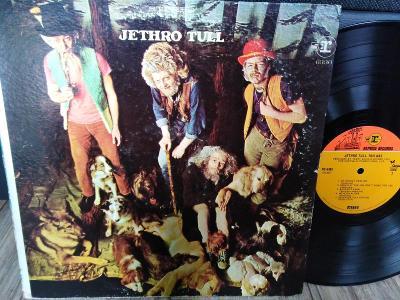 LP Jethro Tull - This Was, USA 1968, 1.vydání