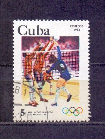 Kuba - Mich. 2717