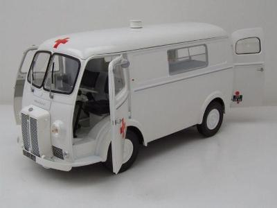 Peugeot D4B Ambulance (1963) 1:18 NOREV