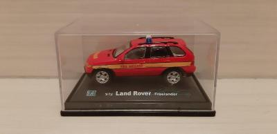 Cararama 1:72, BMW X5, Fire Brigade, dovoz Abrex