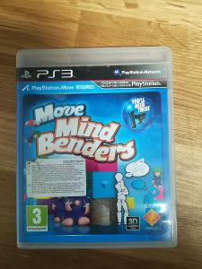 PS3 - MOVE MIND BENDERS  (MOVE) - SONY Playstation 3