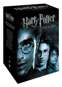 HARRY POTTER 1-7 KOLEKCE (16 DVD)