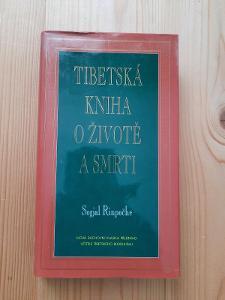 Tibetská kniha o životě a smrti Sogjal Rinpoche