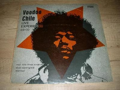 The Live Experience Band – Voodoo Chile - Live Experie (1970) 1.Press