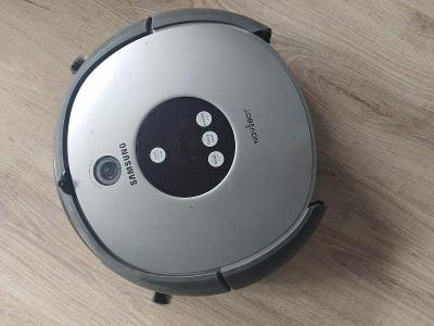 Robotický vysavač Samsung Navibot, za vaší cenu, na díly.