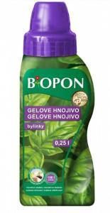Biopon - Hnojivo na bylinky 250ml