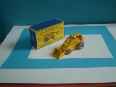 MATCHBOX - RW 24b - WEATHERILL HYDRAULIC EXCAVATOR