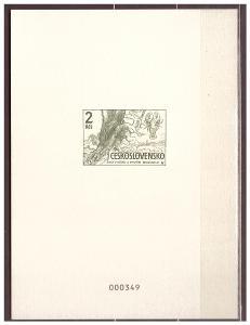 ČR 1997 PT 8B černotisk