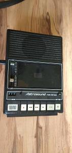 Astrosound retro kazetovy magnetofon